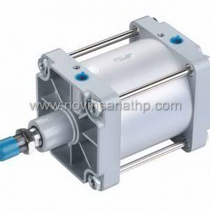 سیلندر پنوماتیک سری DNC ISO15552