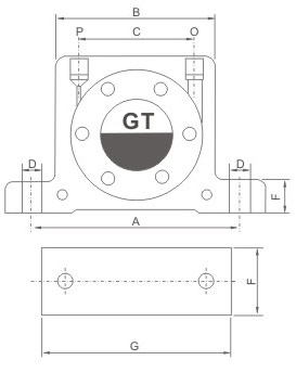 overall dimensions XGT