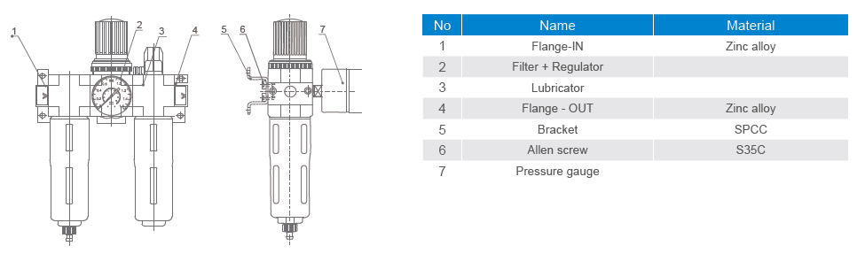 other specifications festo