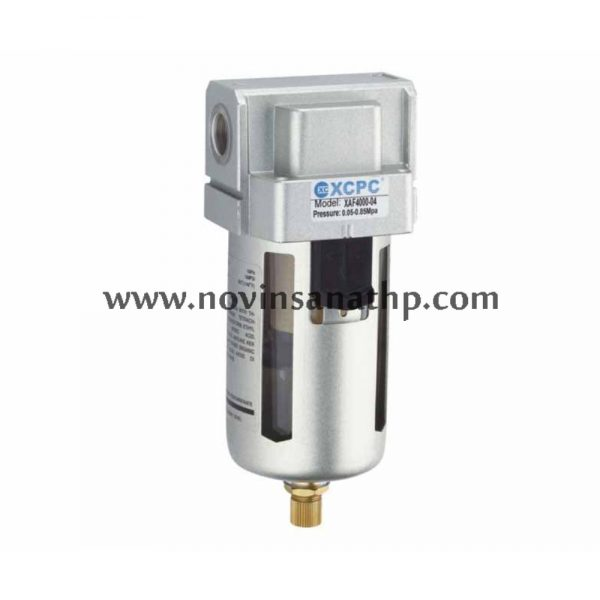 فیلتر تکی مدل XAF-4000-04