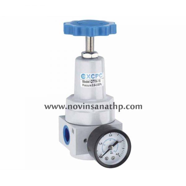 رگولاتور فشار باد QTYH-25
